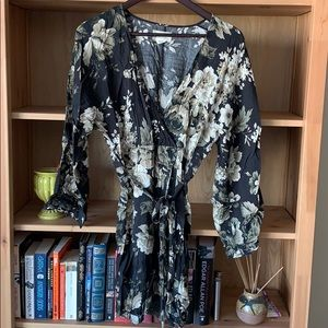 Ralph Lauren Denim Supply Floral Blouse